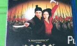 Good day, I'm currently selling my HERO by Jet Li