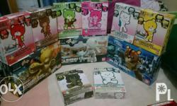 Complete HG Beargguy Package The set includes the