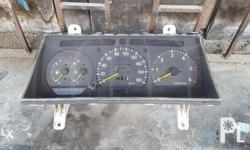 Hiace Instrument Cluster or Gauge Panel �3,500 = with