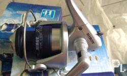 For Sale:Hiboy Z200 Spinning Reel Condition:Brand New