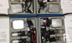 brandnew hid for your cars with warranty and car cctv