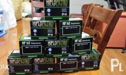 Nuda 900r hiflo hf 160 oil filter bnew for 900 ea +
