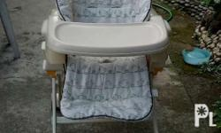 used baby high chair pick up or meet up masinag
