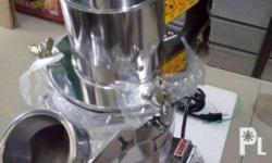 All Stainless Pulverizer Machine.. - 1 Hp Electric