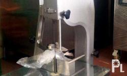 Bone Saw Cutter Machine Also Available Meat Slicer 8""