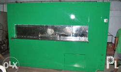 Available in: Rotary Oven (Made to Order) upto 100