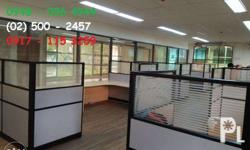 High Quality Materials Office Partition