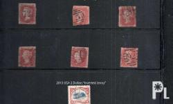 SALE! High Value Old Vintage Stamps from 1800's to