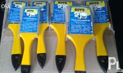 """Hippo Paint Brush - We Deliver Sizes: 2"""" - P31.00 3"""" -"""