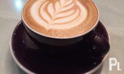 Looking for experienced coffee barista. Latte art is a