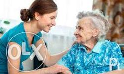 We are hiring for stay in caregiver to take care of 90
