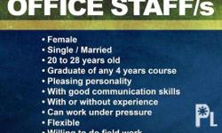 - Female, Single or Married - 21-26 years old - With or