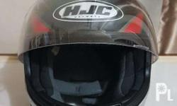 Preloved HJC CL14 Tribe Helmet Used but not abused