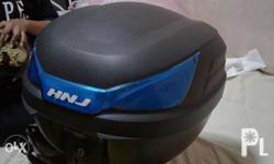 HNJ box 30 liters no issue minimal scratches lang