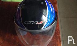 For SALE HNJ HELMET used ONCE ONLY in great condition