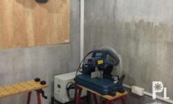 for sale a slightly used mig/fcaw welding machine