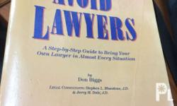 Step to step guide to being your own lawyer in almost