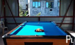 Refurbished Hollywood billiard table for sale! FREE