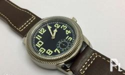 Features: Sterile IWC look Hand-winding Mechanical