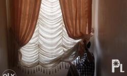 Services: �Curtains �Re-upholstery (Sofa)