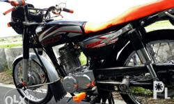 Ptpa. Fs. Honda 155 Model 2012 Complete papers