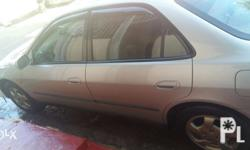 2.0 Gas AT Ready for long drive good condition ang