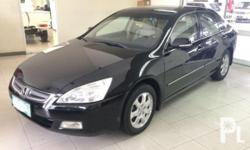 Vehicle Options 2006 Honda Accord 3.0 V-TEC Year: 2006
