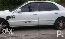 Honda accord exi Matic trans Cold aircon With stereo