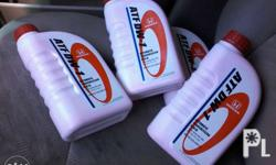 �Honda ATF DW-1 (code) 4ltrs for P3200 Authentic