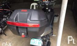 For SAle: 1) Honda CB RH 150 Motorcycle (Purchased July