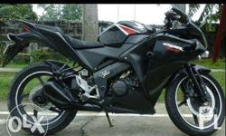 Honda cbr 150fi 2012 model 27k+ mileage w/ customized