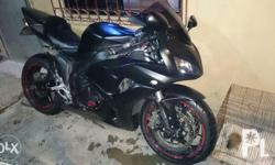 2007 HONDA CBR 1000RR 28k mileage metallic black