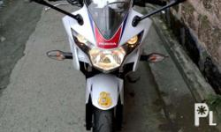 AVAILABLE UNTIL POSTED HONDA CBR 150 Fi 2013 model