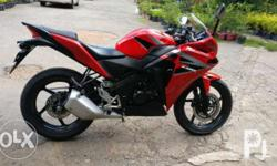 2012 Honda cbr 150r, 12k mileage new michelin pilot