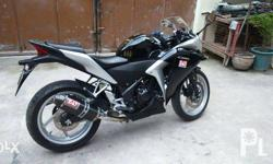 Honda CBR 250R FueL Injection with Yoshimura racing