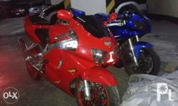 Package deal, 2 Bikes for 400,000 negotiable