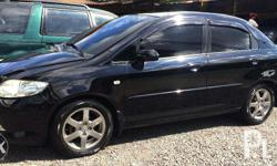 Honda city 2007 Top of the Line 285k Automatic