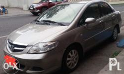 For sale !!! Honda City 2008 1.3 -Automatic
