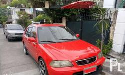 HONDA CITY. Complete ALL Original Legal Papers, Tested