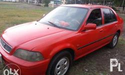 Honda city 98 exi from P87k down to P75k fix 1.3 /