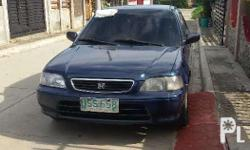 Honda city 1997. matic Cool aircon. 2016 regestered