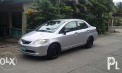 For sale Honda city idsi Gud running condition Manual