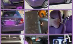 honda city vtec 2005 limited edition purple mica top of