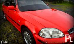 2nd Hand Honda Civic 1996 [As Is Basis] - Meet ups for