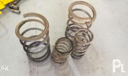 Honda Civic 2001-2005 Stock Springs Front - Sold Rear -