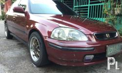 """Registered !!! D15b engine Cold aircon 15"""" mag wheels"""