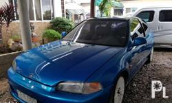 For Sale Honda Civic eg hatchback Good running