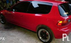 Honda civic eg Flawless and presentable paint(anzahl)