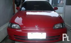 Honda Civic Esi automatic 95 model all power icecold