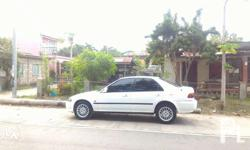Honda Civic Esi Php130,000 (negotiable) Fuel injected